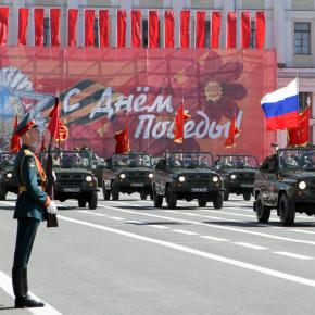 День Победы в Петербурге: программа мероприятий на 9 мая 2014 года