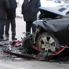 На трассе Тосно - Вырица в тройном ДТП погибли два человека