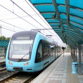 Легкорельсовый трамвай свяжет Пулково и Купчино