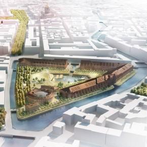 Открытие Новой Голландии запланировано на осень 2015 года