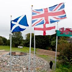 Результаты референдума в Шотландии: сторонников независимости - меньшинство
