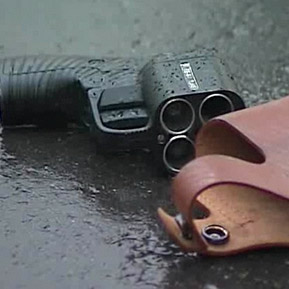В драке со стрельбой в Автово ранили полицейского, возбуждено дело