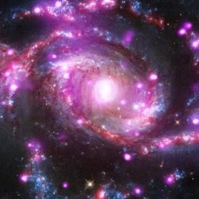Гигантская микроволновка шлет нам сигналы из далекой галактики