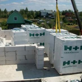 Эксперты «H+H» Россия: расходы при кладке газобетонных блоков легко оптимизировать