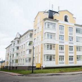 В Пушкине продолжается строительство района Александровский и одноименного ЖК