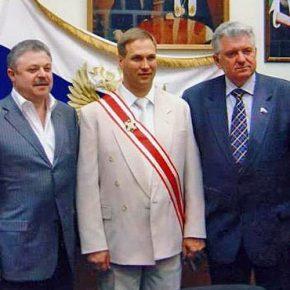 Владимир Барцакин в борьбе за честное ведение бизнеса